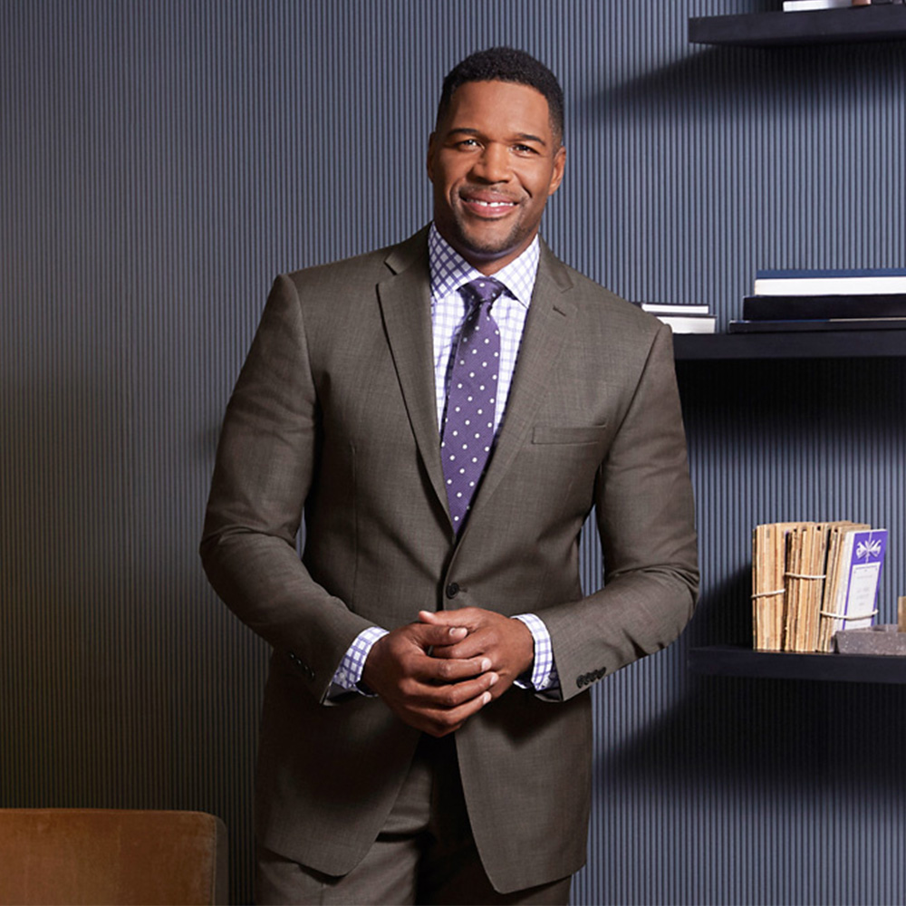 Michael Strahan Shoes Jcpenney Square Michael Strahan