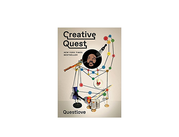 "The 411: ""Creative Quest"" by Questlove pic"