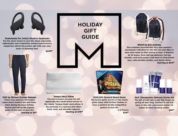 The 411: Our Holiday 2019 Gift Guide pic